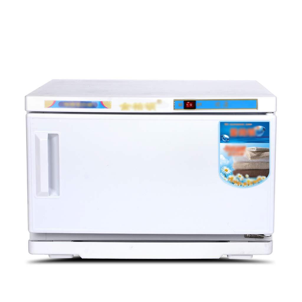 Armario de desinfección Calefacción eléctrica Mini Vapor de Caja de Vapor Aislamiento Armario húmedo de Toalla Barbería de salón de Belleza: Amazon.es: ...