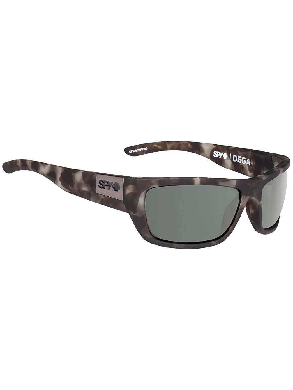 Amazon.com: SPY Optic Dega Wrap - Gafas de sol para hombre y ...