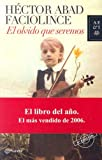 img - for El Olvido Que Seremos (Spanish Edition) book / textbook / text book