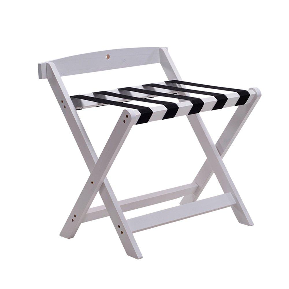 Unbekannt XIA& Kleiderbügel Gepäckträger Massivholz Schwarz Mahagoni Farbe Holzfarbe Weiß Kleiderbügel Kinderzimmer Aufgesetzt auf die Kleiderbügel-Halle Kleiderständer (Farbe : Schwarz)