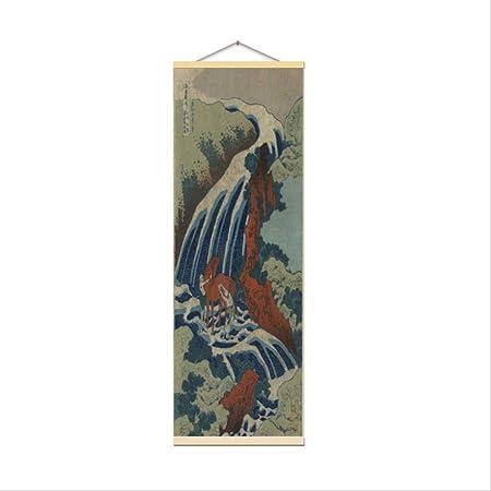 RRWL Lienzo de Pintura Cartel japonés de Ukiyoe para Cuadros ...