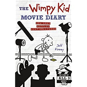 The-Wimpy-Kid-Movie-Diary-How-Greg-Heffley-Went-Hollywood-Diary-of-a-Wimpy-Kid-Hardcover--2-July-2012