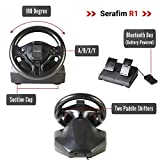 Serafim R1 Innovative Racing Wheel - Gaming