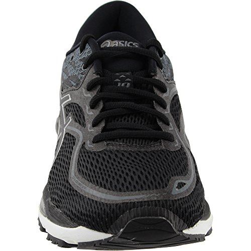 Black Running Cumulus 19 White Shoe Gel Black ASICS Mens yw8qxFU7yH
