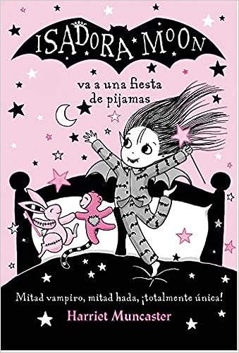 Isadora Moon va a una fiesta de pijamas Isadora Moon: Amazon ...