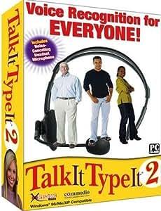 Talk It Type It