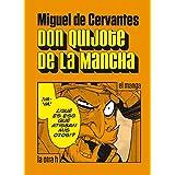 Don Quijote de la Mancha: el manga (Spanish Edition)