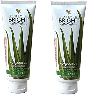 Buy Forever Living Bright Tooth Gel, Aloe-Based Natural
