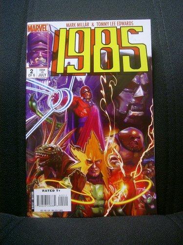 """Marvel 1985 #2 (of 6) """"Clyde Wyncham"""" pdf epub"""
