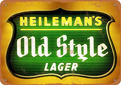 - Tamengi Heileman'S Old Style Lager Vintage Look 8
