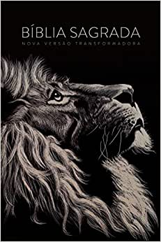 BÍBLIA NVT LG ST - LION HEAD