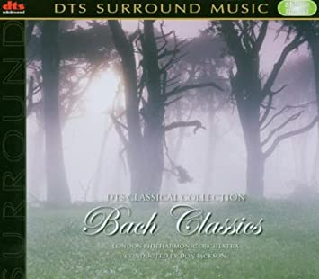 Bach Classics (Jackson, Lpo) [+ DVD-Audio]: Amazon co uk: Music