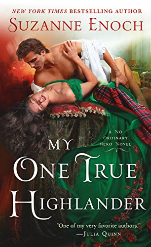 book cover of My One True Highlander