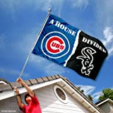 WinCraft Chicago White Sox and Chicago Cubs House
