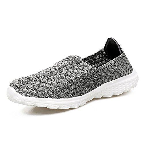Shoes Beach La Les Filles 955 Pour Grey Occasionnels Mode Légères Femmes Chaussure Respirantes Dc Des UHqw11