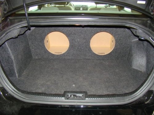Zenclosures 2006-2012 Ford Fusion 2-12