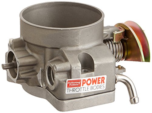 Professional Throttle Body (Professional Products (69727) 85mm Satin Throttle Body for Chevrolet/GM LS1)