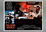 MOVIE POSTER: OH,GOD PART II-1980-LOBBY CARD-VF/NM-COMEDY-GEORGE BURNS-LOUANNE VF/NM