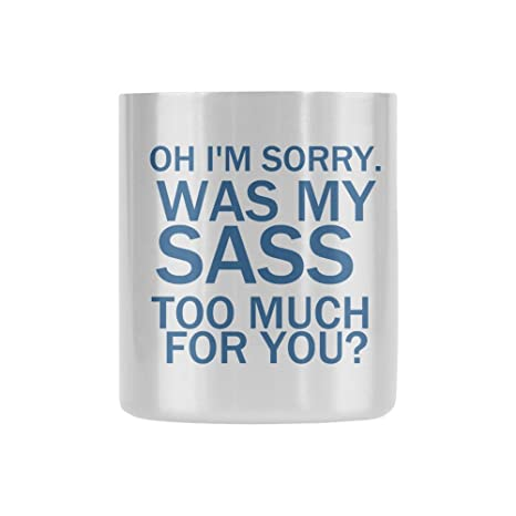 Amazoncom Friends Gifts Office Gifts Funny Quotes Oh Im Sorry