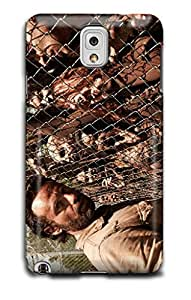 Tomhousomick Custom Design The Walking Dead Case for Samsung Galaxy Note 3 Phone Case Cover #75