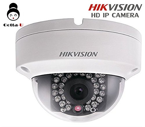 HIKVISION DS-2CD3132-I HD 3MP 1080P IR Outdoor Waterproof Dome Network IP Camera POE 4mm Functionally Equivalent to DS-2CD2132-I