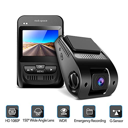 Dash Cam- 1080P FHD Car Camera 2.3