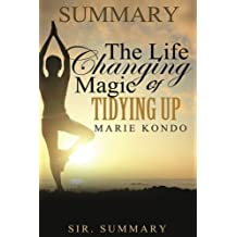 Summary - The Life Changing Magic of Tidying Up (The Life Changing Magic of Tidying Up ... Paperback, Audiobook, Audible, Japen)