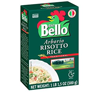 Amazon.com : Riso Bello - Arborio Risotto Rice, Gluten