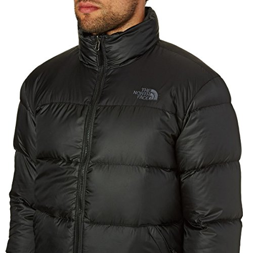 Iii The Tnf North Veste Nuptse Homme Face Noir AtOtq