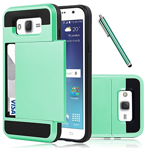 ECTM Samsung Flexible Shockproof Turquoise product image