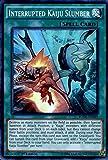 Yu-Gi-Oh! - Interrupted Kaiju Slumber (BOSH-EN089) - Breakers of Shadow - 1st Edition - Super Rare