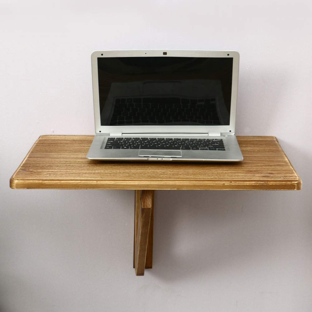 d8f6c9fafa4f ☆Foldableウォールテーブル、コンピュータスタンド、ダイニングテーブル、シンプルなデスク、キッチントレイ、大きなサイズ、ポータブル、省スペース☆特長:円滑な  ...