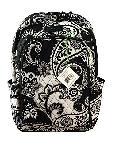 Vera Bradley Laptop Backpack (Parisian Paisley)