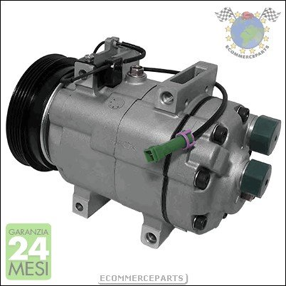 x7o Compresor Aire Acondicionado SIDAT VW Passat Diesel 1996 > 2