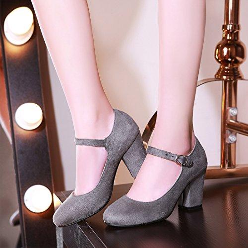 caviglia con Grau alla cinturino YE Scarpe Donna ngCqIT