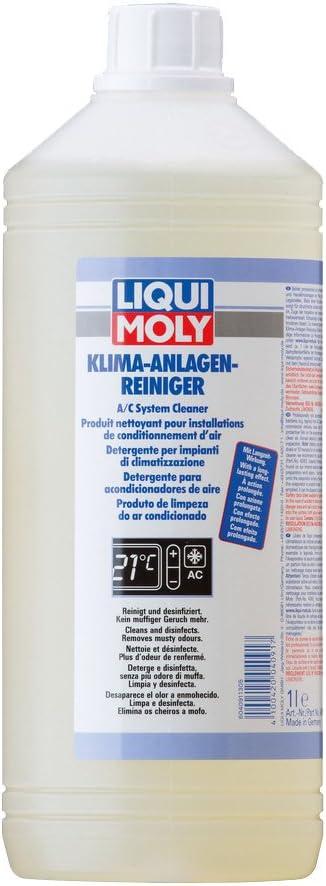 Liqui Moly 4091 Detergente Para Acondicionadores de Aire, 1 L ...