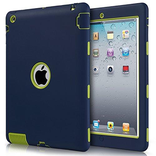 iPad 4 Case, iPad 3 Case, iPad 2 Case, UrbanDrama Heavy Duty