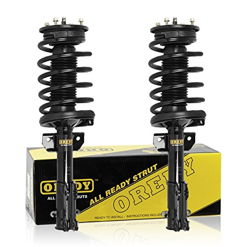 Front Pair Complete Quick Strut Assembly Shock Absorber 172138 for 2005-2010 Ford Mustang (Shock Strut Assembly compare prices)
