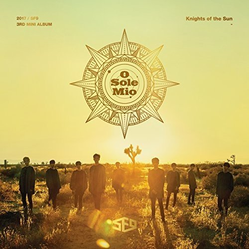 CD : SF9 - Knights Of The Sun (Asia - Import)
