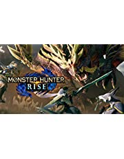 Monster Hunter Rise Standard - Switch [Digital Code]