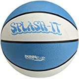 """Dunnrite Products Large 9"""" Diameter Pool/Water Basketball (Blue)  …"""
