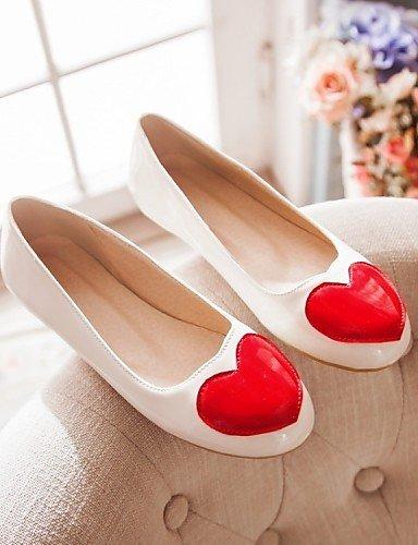 zapatos de tal charol de mujer PDX 4Fq5p