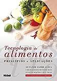 capa de Tecnologia de Alimentos. Princípios e Aplicações