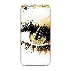 Awesome Design Eye Hard Case Cover For Iphone 5c