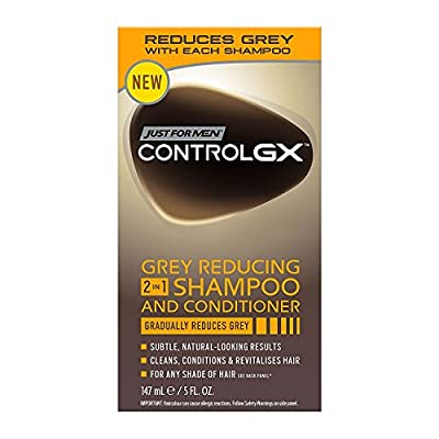 Just for Men Control GX 2 in 1 Shampoo and Conditioner