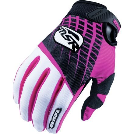- MSR Axxis Youth Gloves, Distinct Name: Black/Pink, Gender: Girls, Primary Color: Black, Size: Lg, Size Segment: Youth, 352838