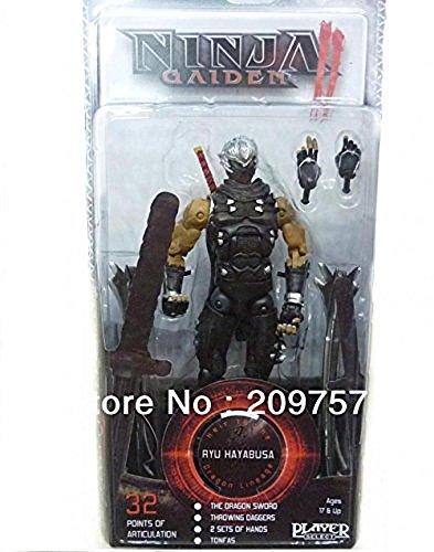 Ninja Gaiden Toy - Monkey King Neca Ninja Gaiden Ii Ryu Hayabusa Player Select 7'' Figure New In Box