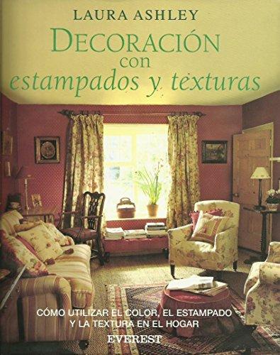 Descargar Libro Decoración Con Estampados Y Texturas: Cómo Utilizar El Estampado Y La Textura En El Hogar Wormleighton  Alison