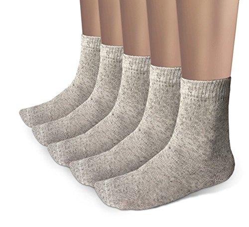 Hiking-Hemp-Wool-Socks-pack-of-5-Breathable-Lightweight-Moisture-Wicking