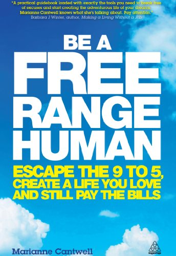 Amazon be a free range human escape the 9 5 create a life be a free range human escape the 9 5 create a life you fandeluxe Image collections